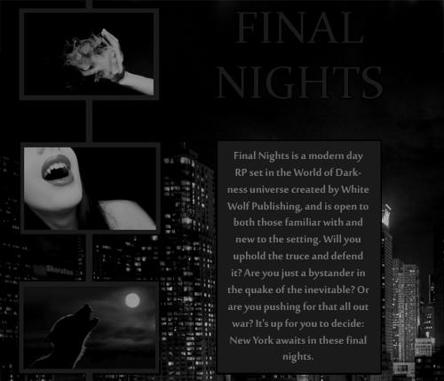 Final Nights: An Original World of Darkness RP [Jcink] MockBanner2